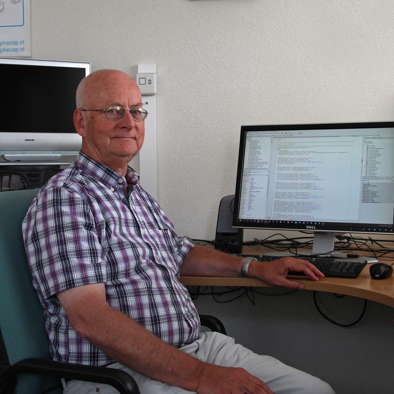 Profielfoto Peter Hinderks